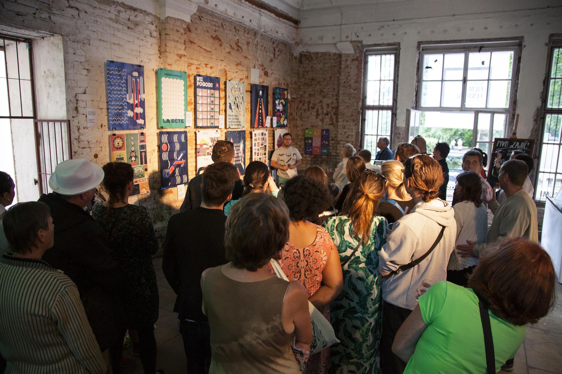 Výstavy a přednášky